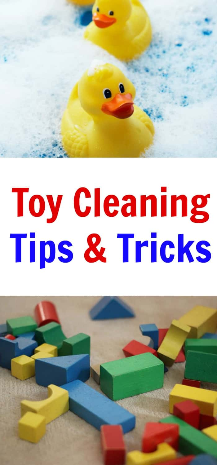 toy cleaning