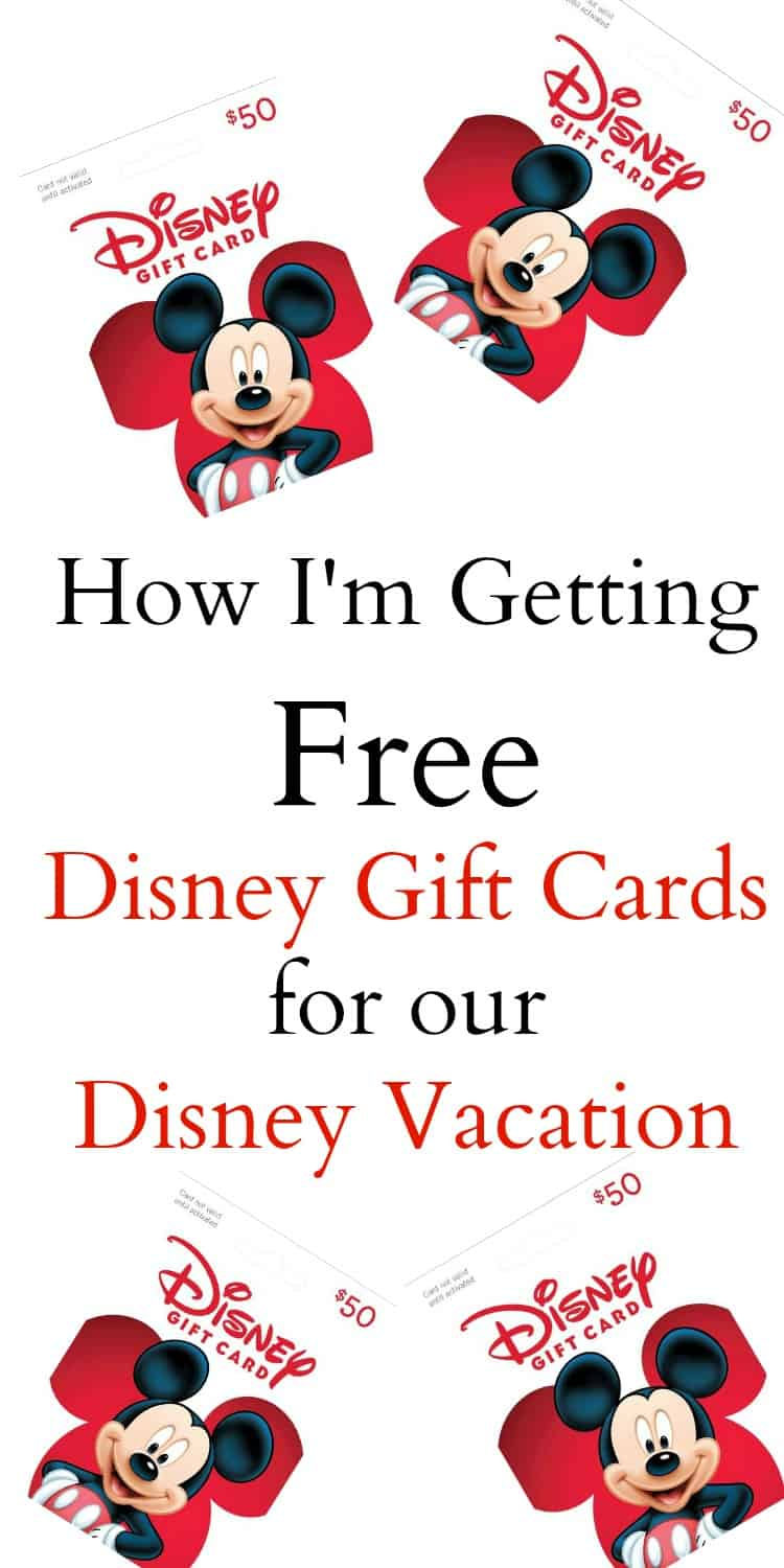 How im getting free disney gift cards for our disney vacation if you need help planning your disney world vacation or just want some more tips and tricks for sticking to your budget i love the unofficial guide to walt 1betcityfo Images