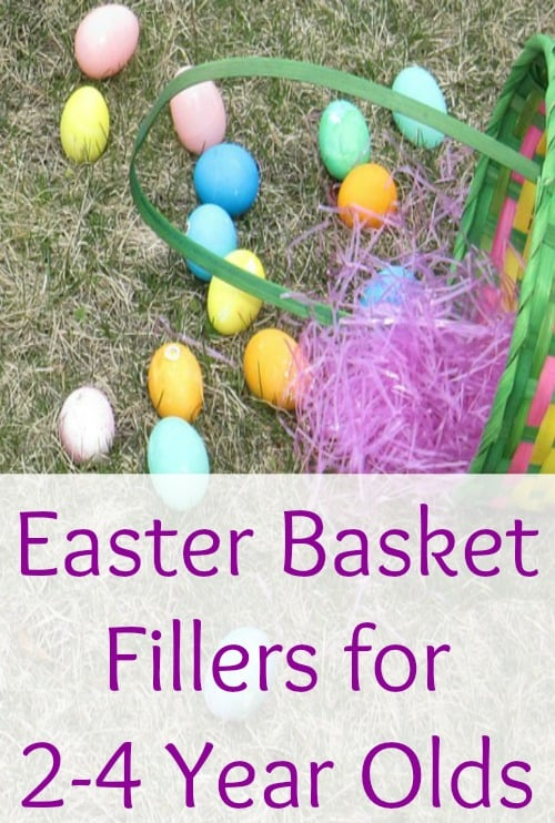Easter basket fillers for 2 4 year olds i put together some ideas for non candy easter basket fillers for 2 4 year olds to help give you some ideas negle Images