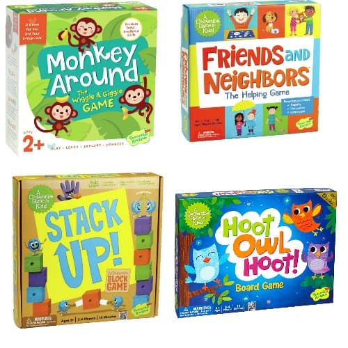 Easter basket fillers for 2 4 year olds board games i like giving my daughter a larger gift that she can use over and over again board games are great for that i am a big fan of the peaceable negle Image collections