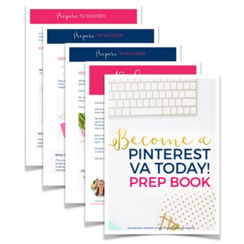 Learn how to make money online and work from home as a Pinterest Virtual Assistant and work from home on your own time. This is a great free resource to help you get started!