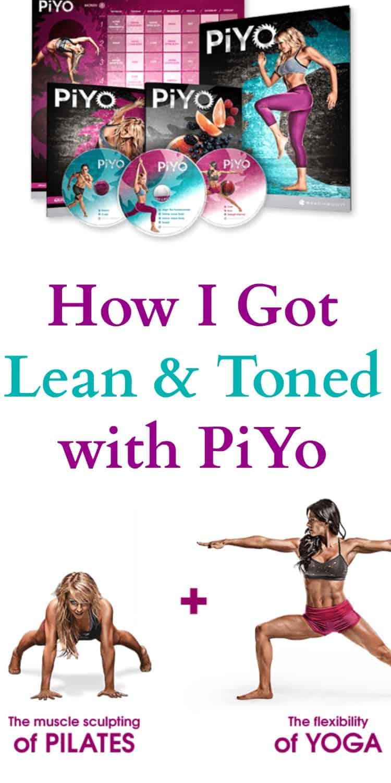 PiYo workout review / workout / exercise / fitness / get in shape / workout review / yoga / pilates / beachbody / bikini body / workout programs
