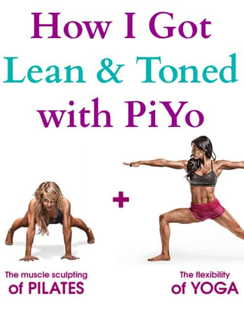 an honest review of the PiYo workout program from Beachbody
