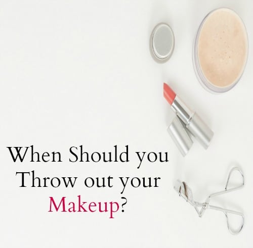 beauty, beauty tips and tricks, health and beauty, makeup tips, cosmetics, throw out makeup
