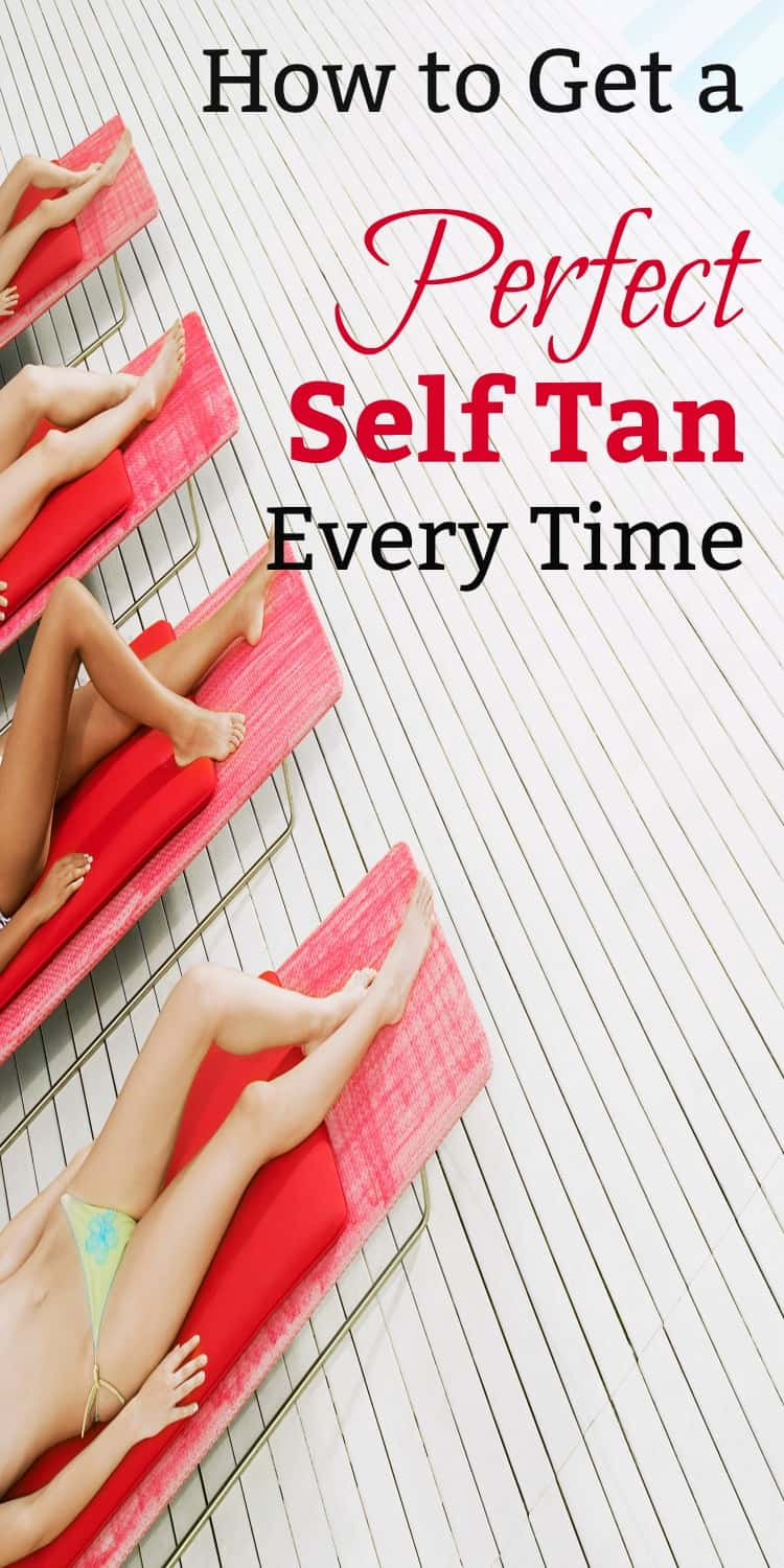 Get gorgeous skin this summer with these self tanner tips. Awesome ideas for how to apply the best skin care products at home, even for pale girls! Learn how to apply lotion evenly to get a stunning glow. I love skin care DIY hacks!