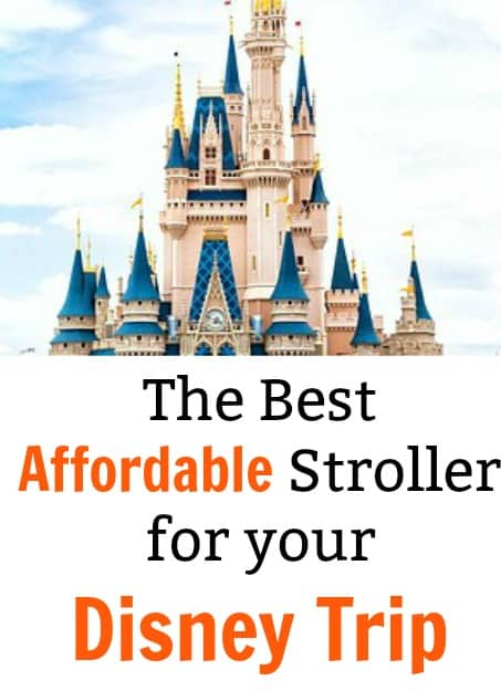 This is the best stroller for your next Disney vacation! It's great for kids of all ages and has great storage while still being light. My daughter loves it and it was perfect for our trip!