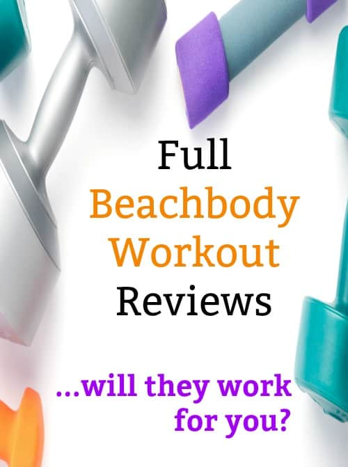Wonder if the Beachbody workout programs can help you lose weight and get healthy? Read the reviews and see before and after results from a real woman who has tried many of them. See if the exercises and nutrition plans are right for you.