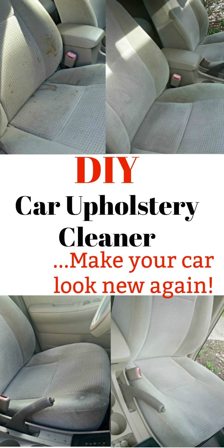 diy upholstery cleaner for car diy do it your self. Black Bedroom Furniture Sets. Home Design Ideas