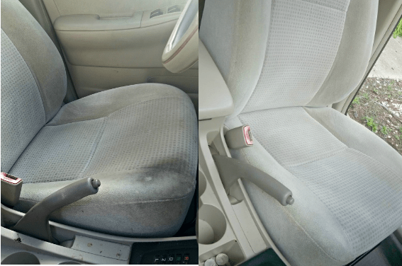 Diy Car Upholstery Cleaner Make Your Interior Look Brand New