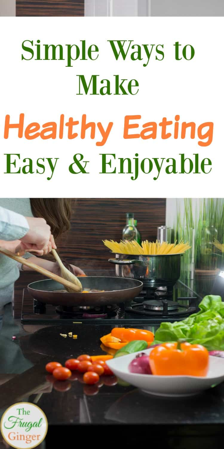 These tips will help make eating healthy easy for when you are on the go, on a budget, want to lose weight, or just need a plan. Learn how to start eating clean for a healthier you.