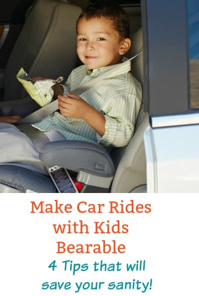 Use these tips and ideas to have a pleasant family car ride. Fun activities for long road trips or just a ride around the block. Every parent should read this!