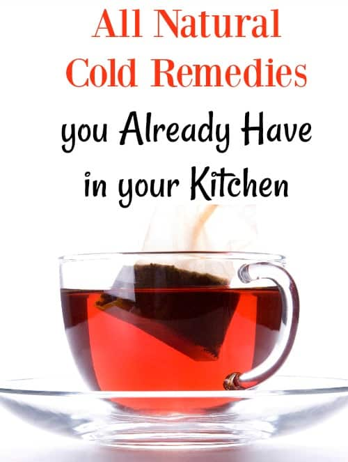 Use these DIY all natural cold remedies to help sooth a runny nose, congestion, and cough. They are great for babies, kids, and if you are pregnant.