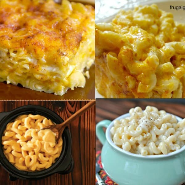A complete list of the best macaroni and cheese recipes on the web. Find recipes for easy, creamy, baked, slow cooker, stove top, and many more. Find a new family favorite!