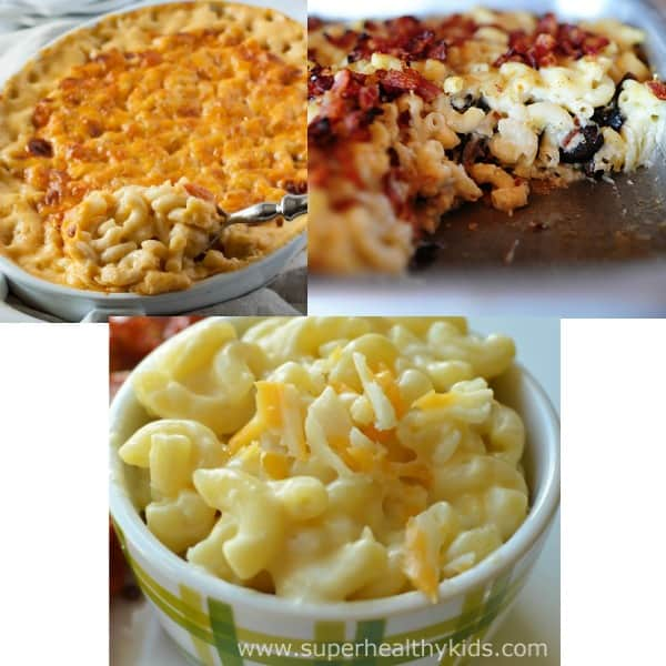A complete list of the best macaroni and cheese recipes on the web. Find recipes for easy, creamy, baked, Southern, slow cooker, stove top, and many more. Find a new family favorite!