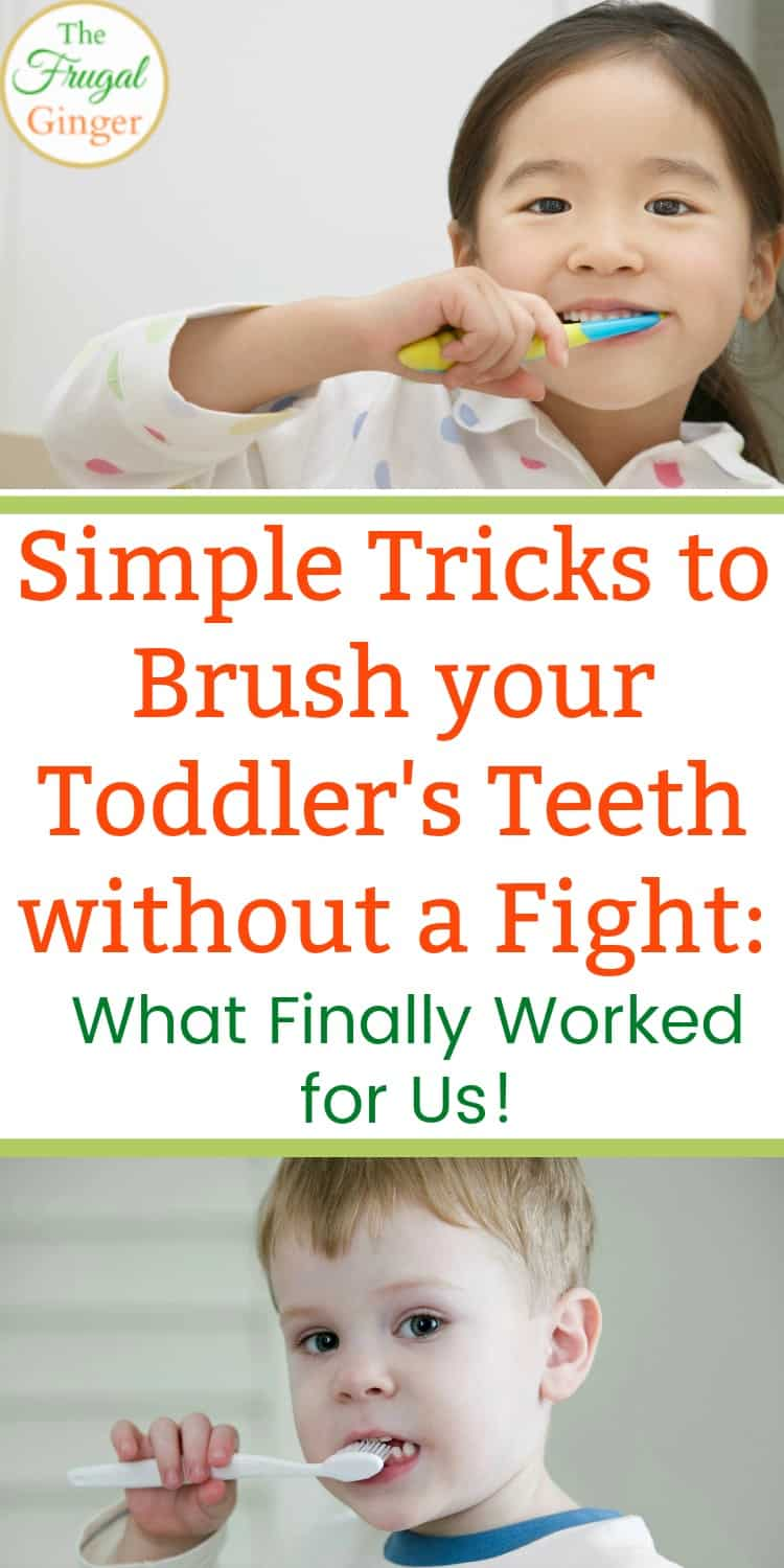 These simple tips and ideas will make brushing your toddler's teeth so easy. No more fights or tantrums! These are the hacks that worked for us and might help create healthy habits for your children.