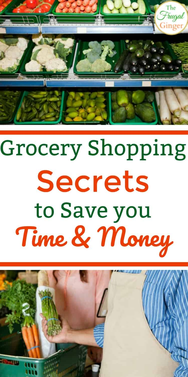 You will love learning these easy tips for grocery shopping on a budget. Become the ultimate savvy shopper and save time and money when shopping for a family. Use these hacks when making your weekly grocery list.