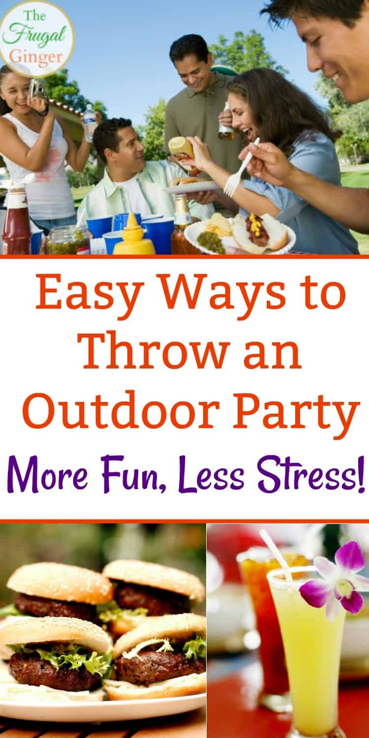 Are you planning to throw a summer party or outdoor BBQ? These hosting ideas are a perfect way to throw a simple and fun backyard party this spring or summer. Easy hacks you can use when entertaining both kids and adults without the stress!