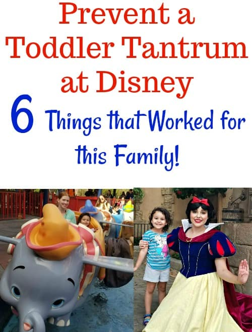 Looking for Disney tips and tricks for toddlers? This is a must read for every parent planning a trip to Disney World or Disneyland with kids. These hacks will help you prevent a toddler tantrum at Disney so that you can have a much more magical family vacation.