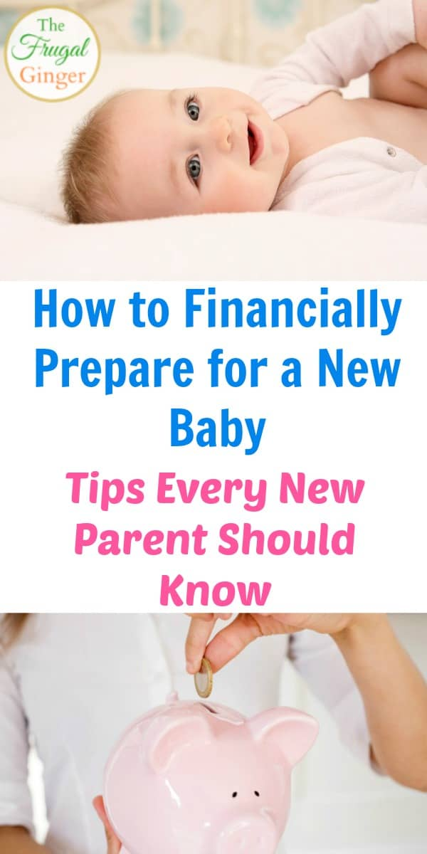 These tips will help every new mom prepare for a baby on a budget. Learn the personal finance and saving money tips to help you prepare financially for a new baby. Great for both stay at home and working parents.