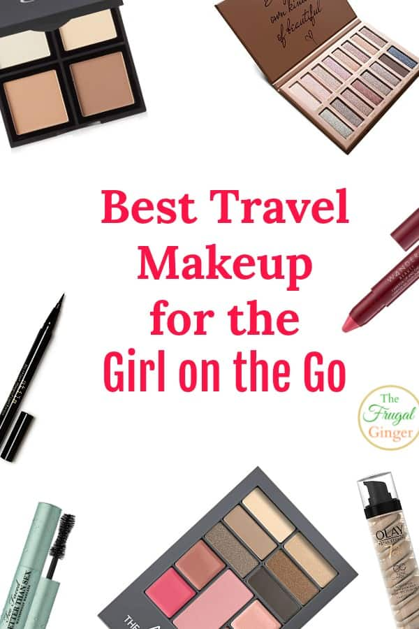These are the best travel makeup essentials and products that every girl will need on her vacation. Perfect for long trips and compact enough for your airplane carry on. Use these tips this summer to look gorgeous without taking up much space in your luggage.