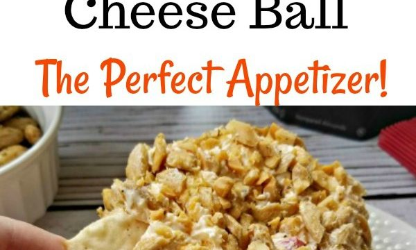 Easy Almond Cheese Ball Recipe to Upgrade your Summer Entertaining