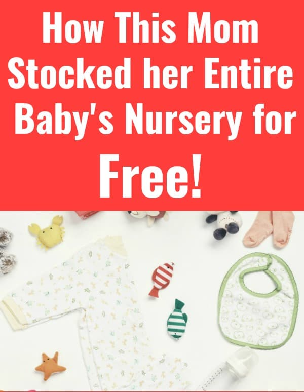 Learn how this new mom got free baby stuff to help prepare for a baby. These ideas show you how to get baby essentials you need that are 100% free, not just samples. Make a stockpile even on a budget to get you saving money fast!