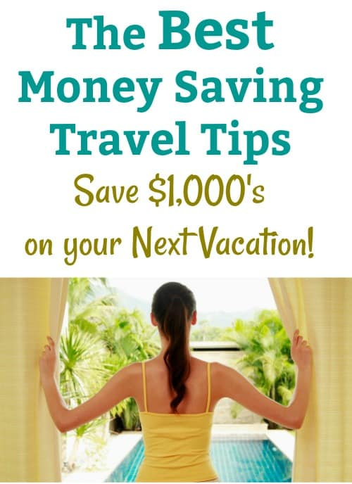 If you have to travel on a budget, you will want to read these travel hacks and ideas. Learn the best saving money secrets so you can afford a family vacation without spending a fortune.
