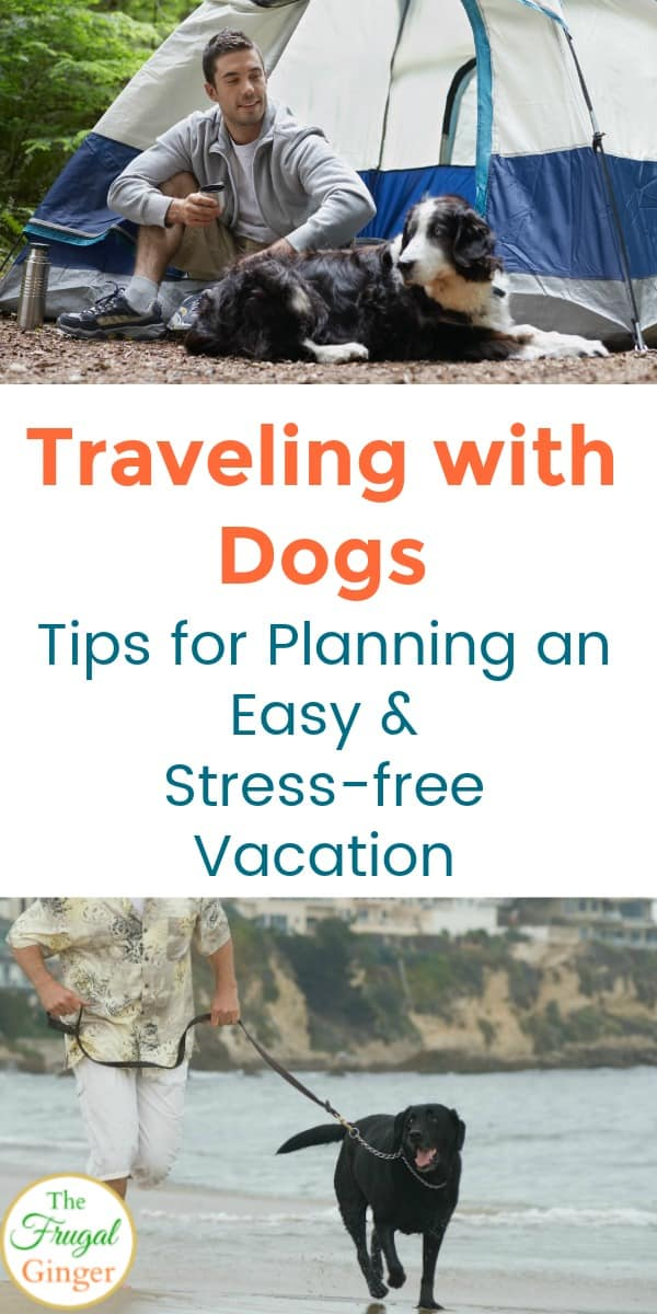 If you are traveling with dogs this summer, you have to read these pet travel tips and hacks to make this the best family vacation ever! These ideas and essentials will make going on vacation with your dog easy and stress-free for the both of you.