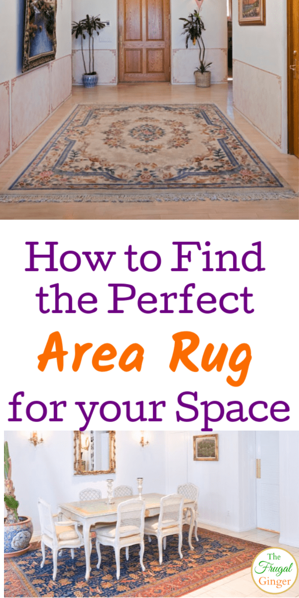 Use these ideas to finding the perfect area rug to add style to your home decor. Learn the best placement and affordable options for spaces like the living room, bedroom, and entryway.