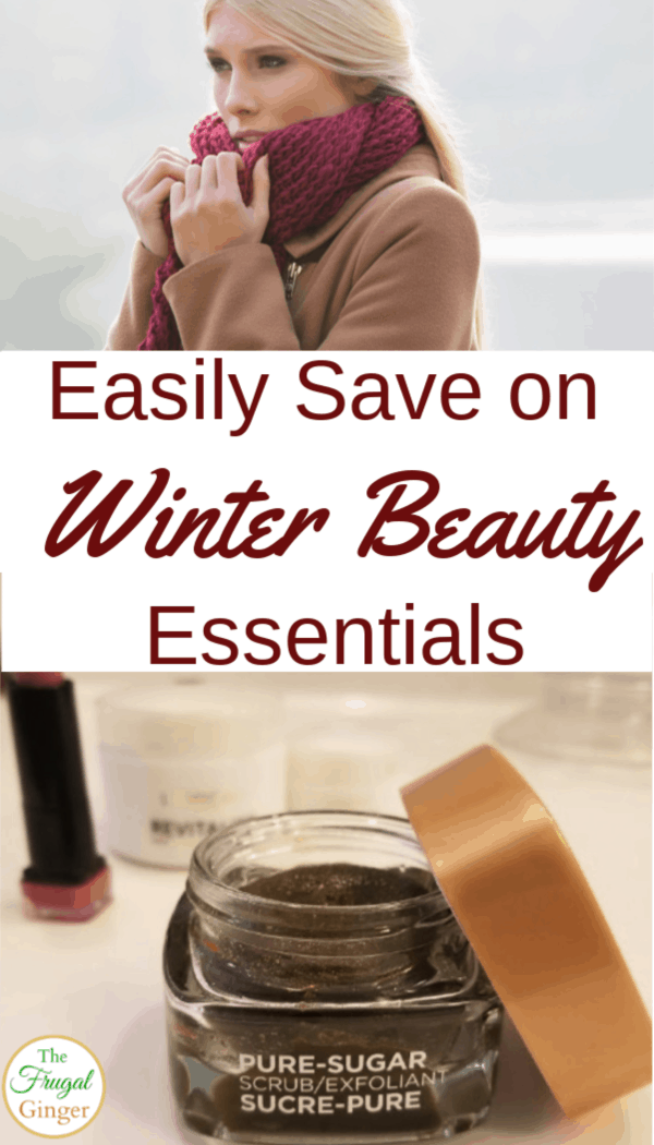 Use these simple ideas to save money on your winter beauty essentials to help you stay on budget during the cold weather.