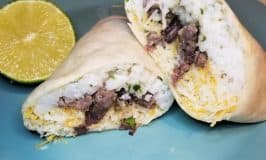 Slow Cooker Beef Burritos: A $10 Dinner Idea