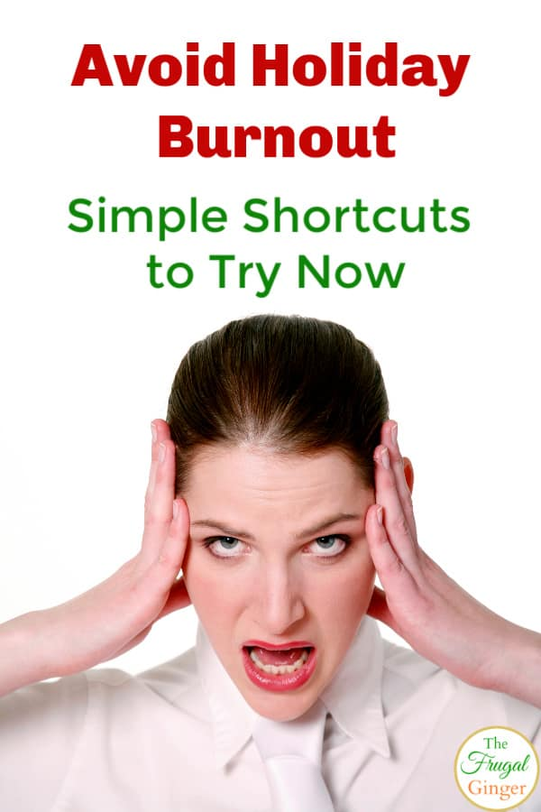 Use these tips to avoid holiday burnout and manage your holiday stress. These stress busters will help you actually enjoy the season with friends and family.