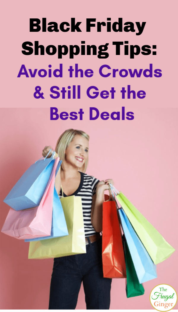 Use these Black Friday shopping tips and ideas to save money and get the best deals while avoiding the crowds. Get great Christmas gifts on sale and save your sanity with these genius hacks!
