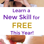 Learn a New Skill for Free this Year!