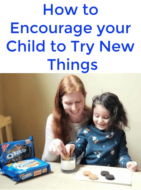 How to encourage your child to try new things and activities even if they have anxiety. Use these simple mom and parenting tips to keep them learning and increase confidence.