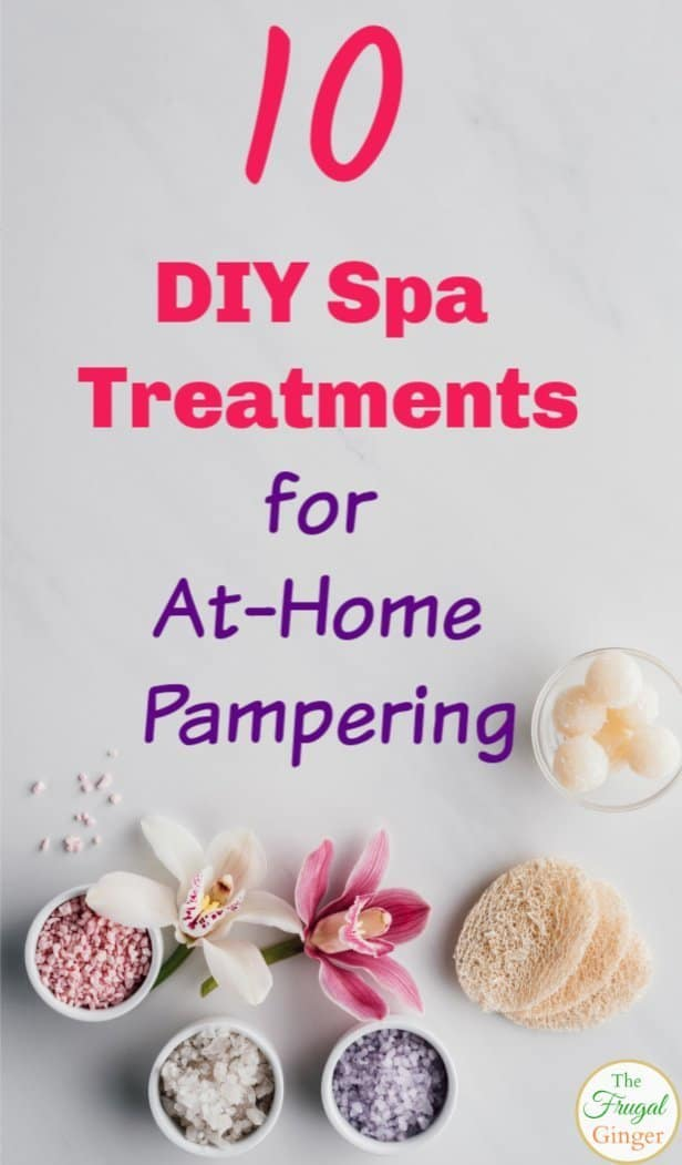 Use these DIY spa treatments for your next at home spa day. Learn how to make these simple recipes that are great for kids or with friends. Easy face masks and scrubs for affordable beauty.