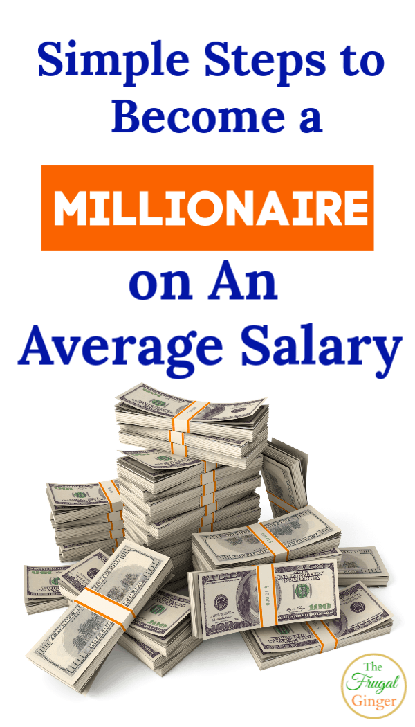 Use these simple tips for how to become a millionaire to gain the wealth of your dreams. Investing and finance ideas to help you make money and get rich without a six figure salary.