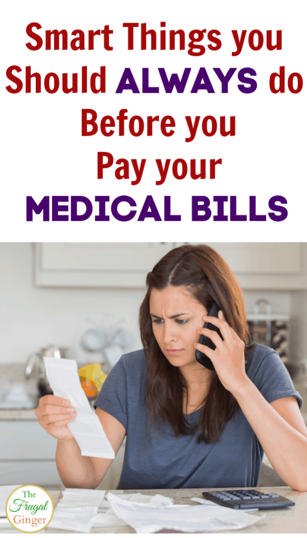 Use these tips to help you save money on your medical bills. These are the smart things everyone should do before you pay. This should help you focus on your health and not medical debt