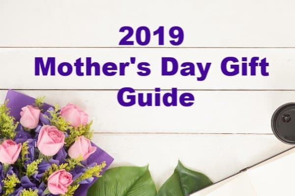 Use this 2019 Mother's day gift guide to get awesome and creative gift ideas for mom. Great products to buy that will make her truly happy!
