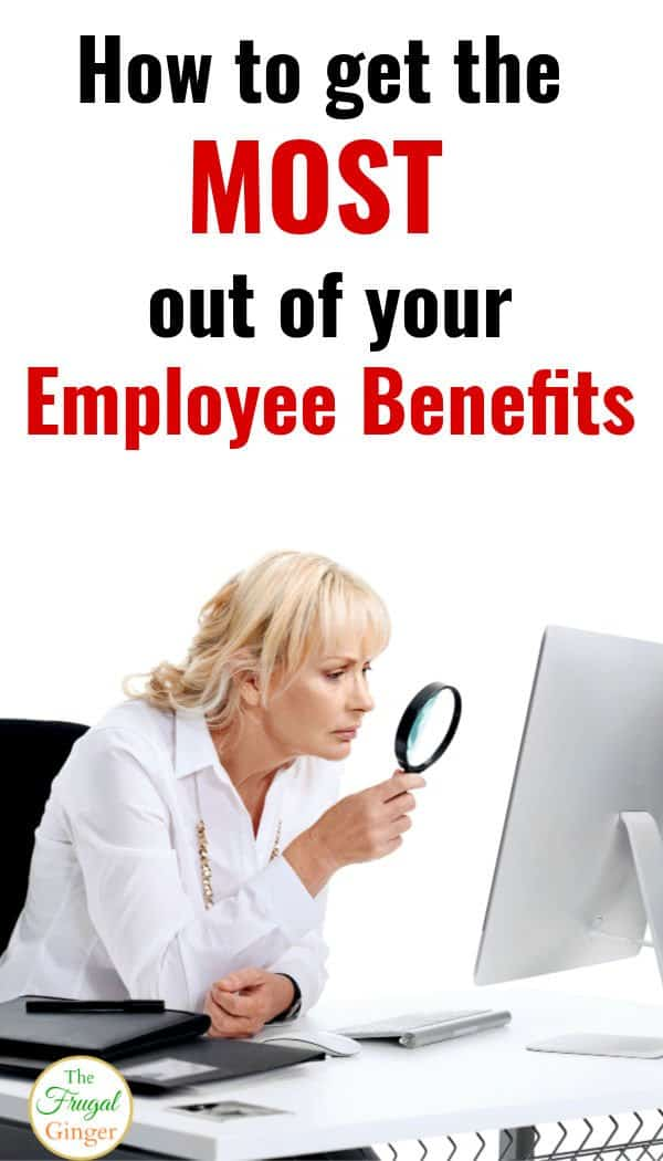 Learn how to get the most out of your employee benefits. Personal finance tips to help you save money on health coverage, investing, insurance, and your future.