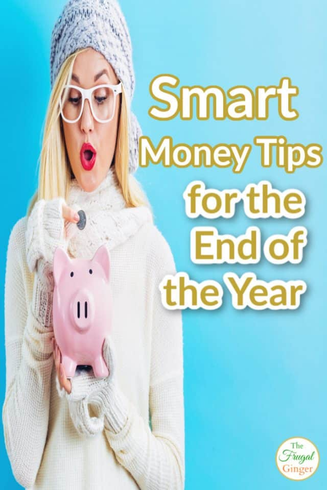 These smart money tips for the end of the year are a great way to get your finances in order before the new year. Hacks to save money for your new budget.