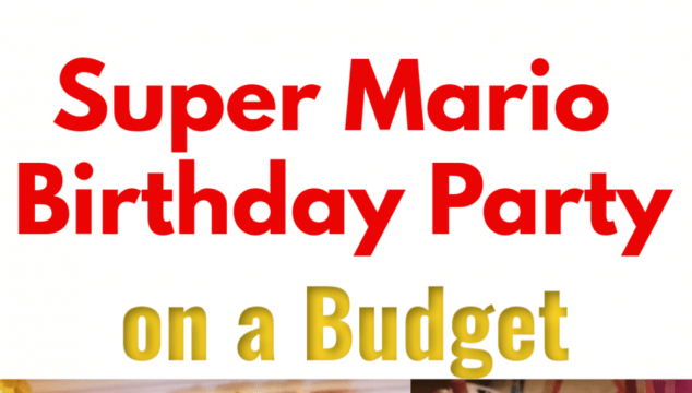 Throw a Super Mario birthday party on a budget for kids with these simple ideas for food, diy games, decorations, goody bags, and more. Tips for fun activities for boys and girls as well as budget friendly favors for your Super Mario bros party.